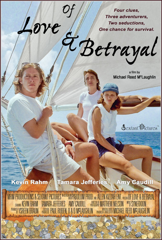 Watch trailers and learn more about Michael Reed  McLaughlin's film Of Love & Betrayal.